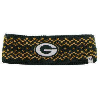 Packers Women's Magic Mountain Knit Headband