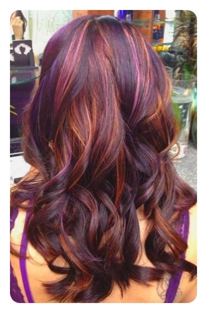 72 Stunning Red Hair Color Ideas With Highlights General