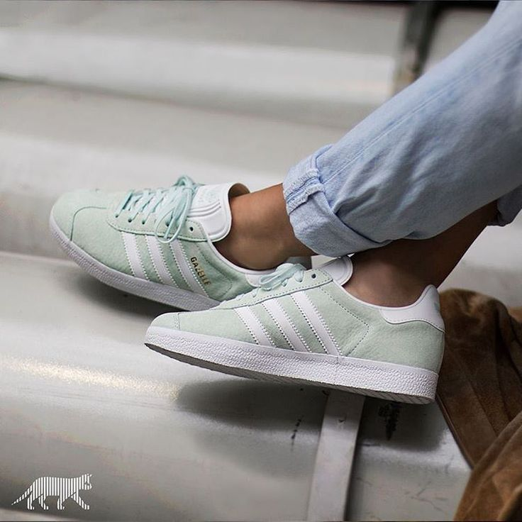 Ice Mint Gazelle ©asphaltgold Femme Sneakers sneakerstore Adidas q6fwPxOC