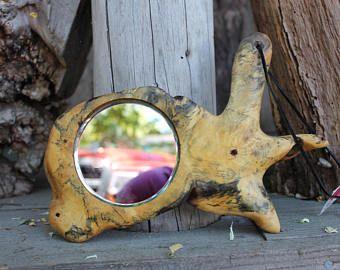 Buckeye Hand Mirror