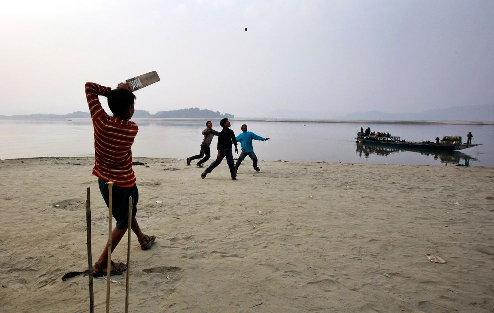 Cricket passion Cricket in india, Cricket, Kids playing