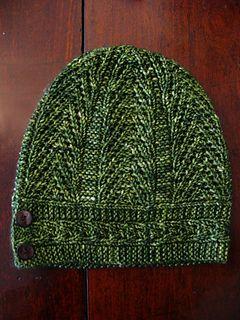 silver fir hat