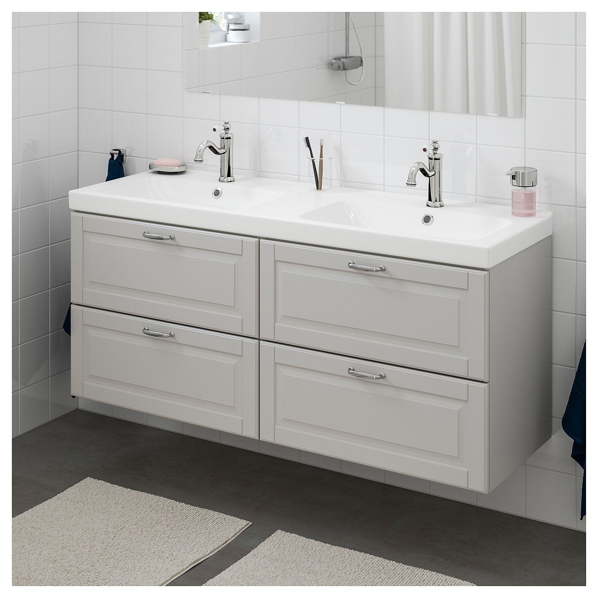 Furniture And Home Furnishings Waschbeckenunterschrank Ikea