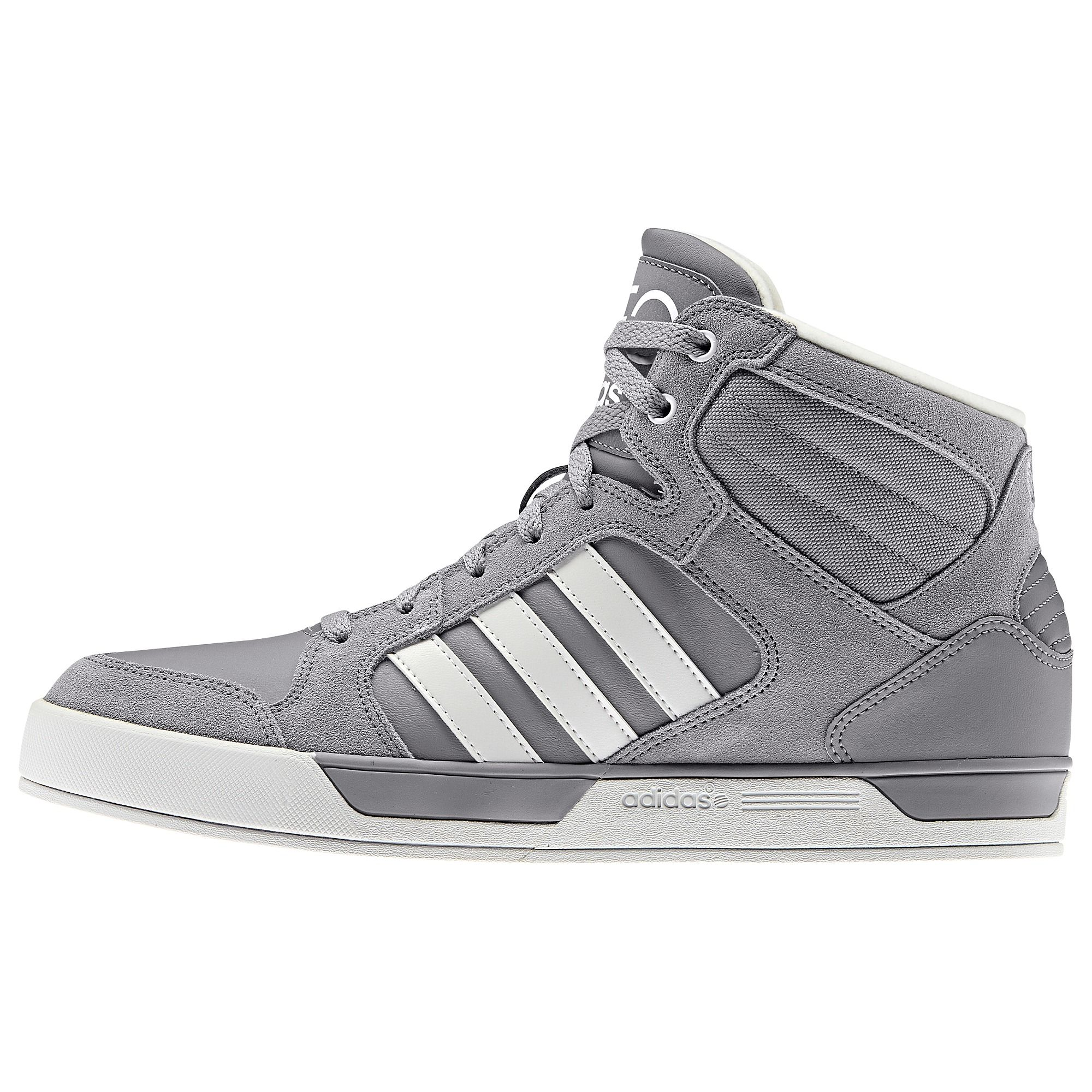 The adidas NEO Label BBNEO Raleigh shoes take a classic basketball-style  shoe and work