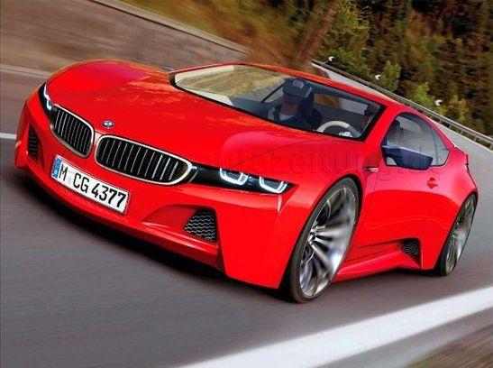 BMW M8 hybrid ?