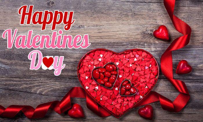 أجمل صور قلوب عيد الحب مكتوب عليها Happy Valentine S Day عالم الصور Happy Valentine Valentines Coral