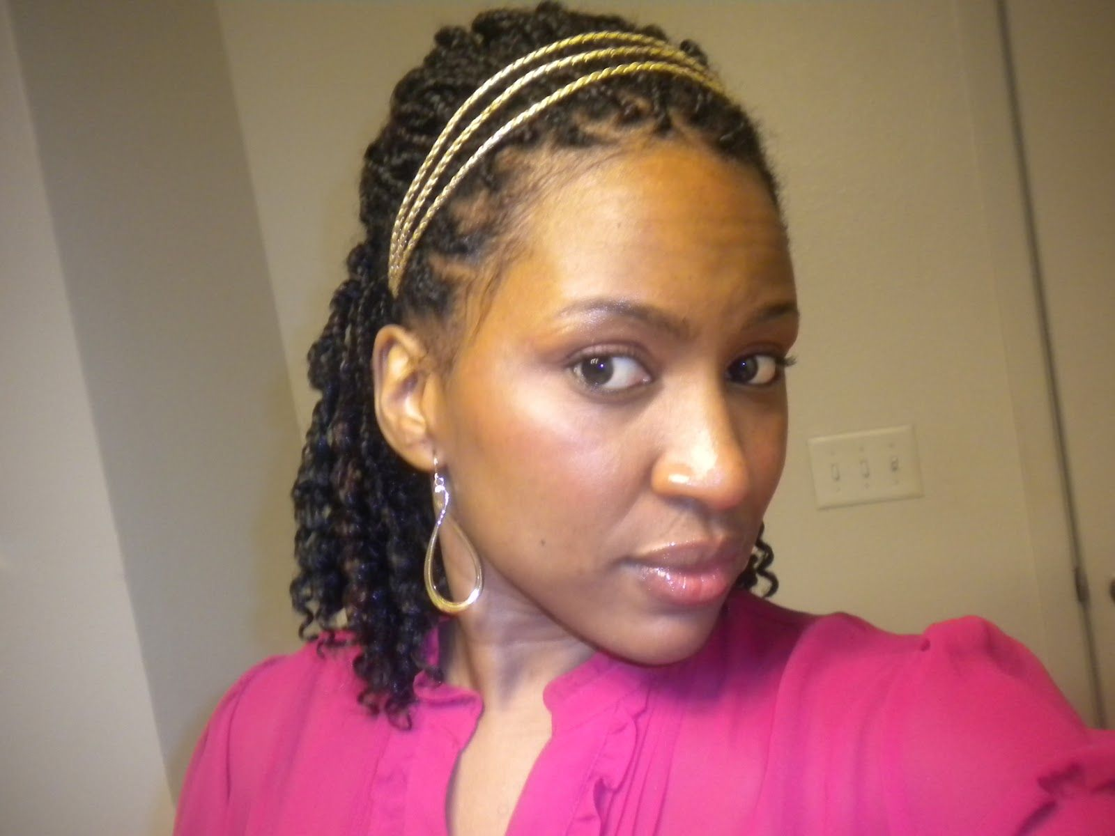 Protective Hairstyles Dutch Braids: Protective Updos For Natural Hair