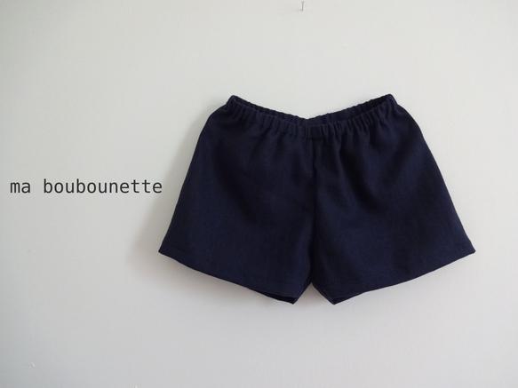 ラファエル という名のショートパンツ男の子服の登場ですMALIKAと同じリネン素材でのご提案お色は2色ございます。(写真四枚目)左上:紺  (ブラックベリーは...|ハンドメイド、手作り、手仕事品の通販・販売・購入ならCreema。