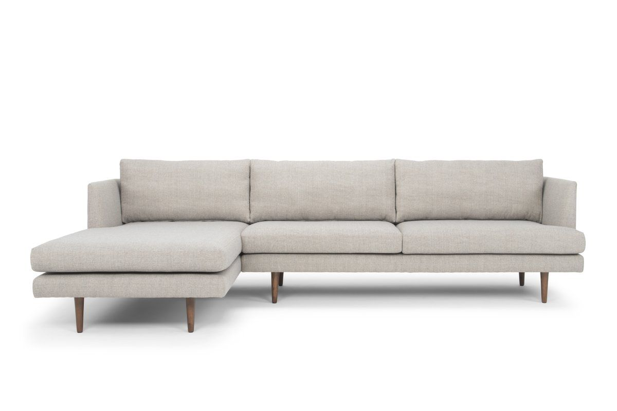 Octavio Sectional Reviews Joss Main Sectional Modern Sectional White Sectional
