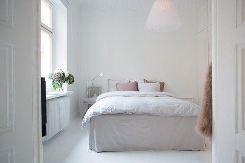 Stilrent sovrum