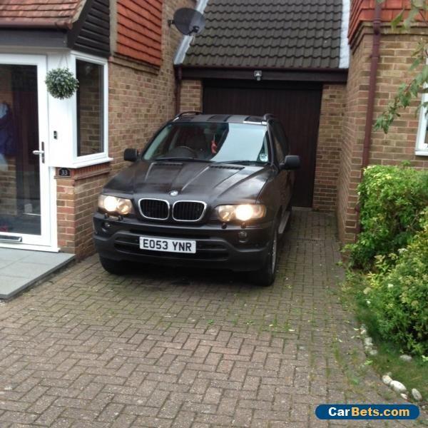 BMW X5 Diesel 5 Speed auto #bmw #x5 #forsale #unitedkingdom