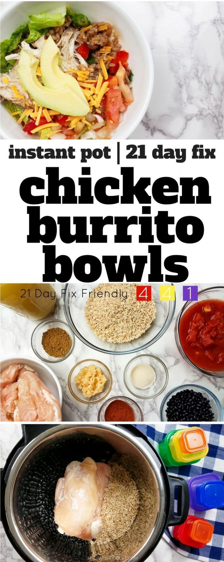 This 21 day fix burrito bowl recipe is prefect for meal prep day this 21 day fix burrito bowl recipe is prefect for meal prep day cook this forumfinder Images