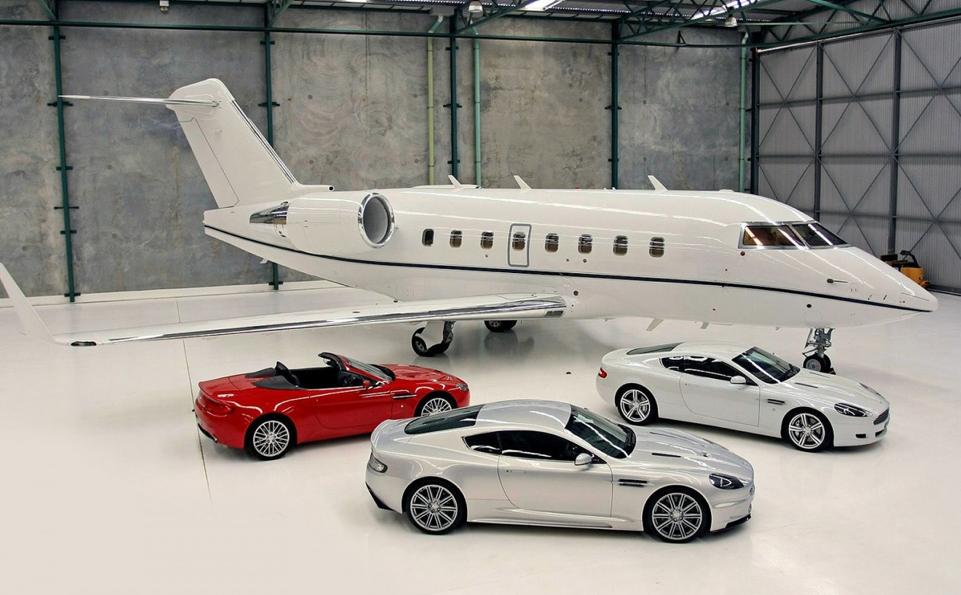 Plane Jet Super Cars Sports Car Luxury Travel Life Style Photo
