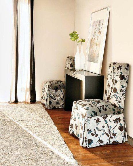 Forros para sillas de comedor google 39 da ara fundas y - Fundas asiento sillas comedor ...