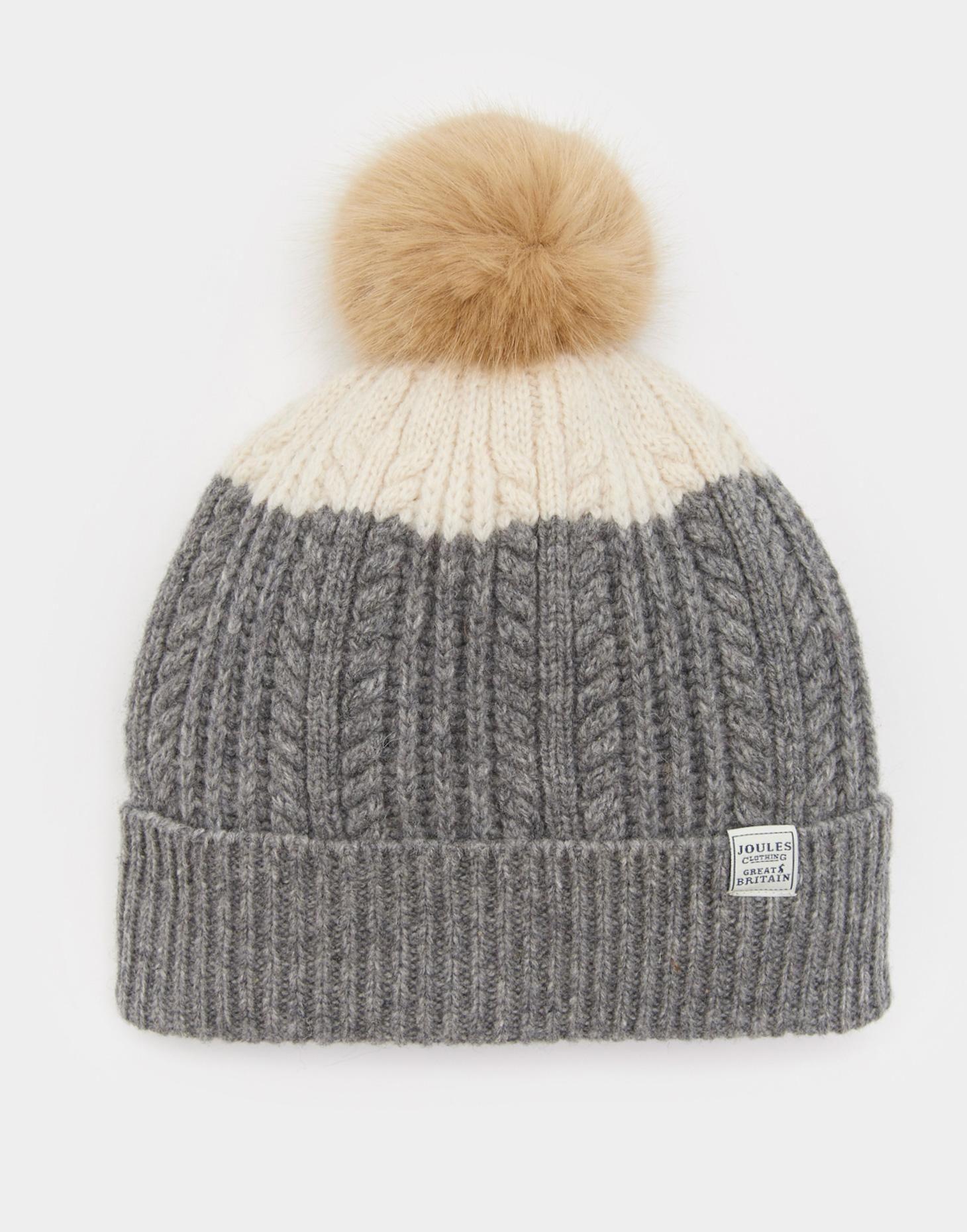 fd09e22628b Bobble Grey Block Hat