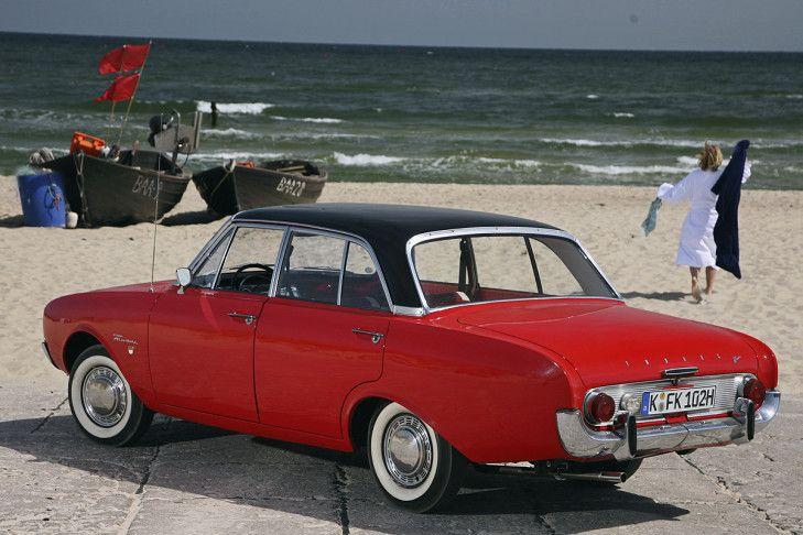 Autos der 60er-Jahre