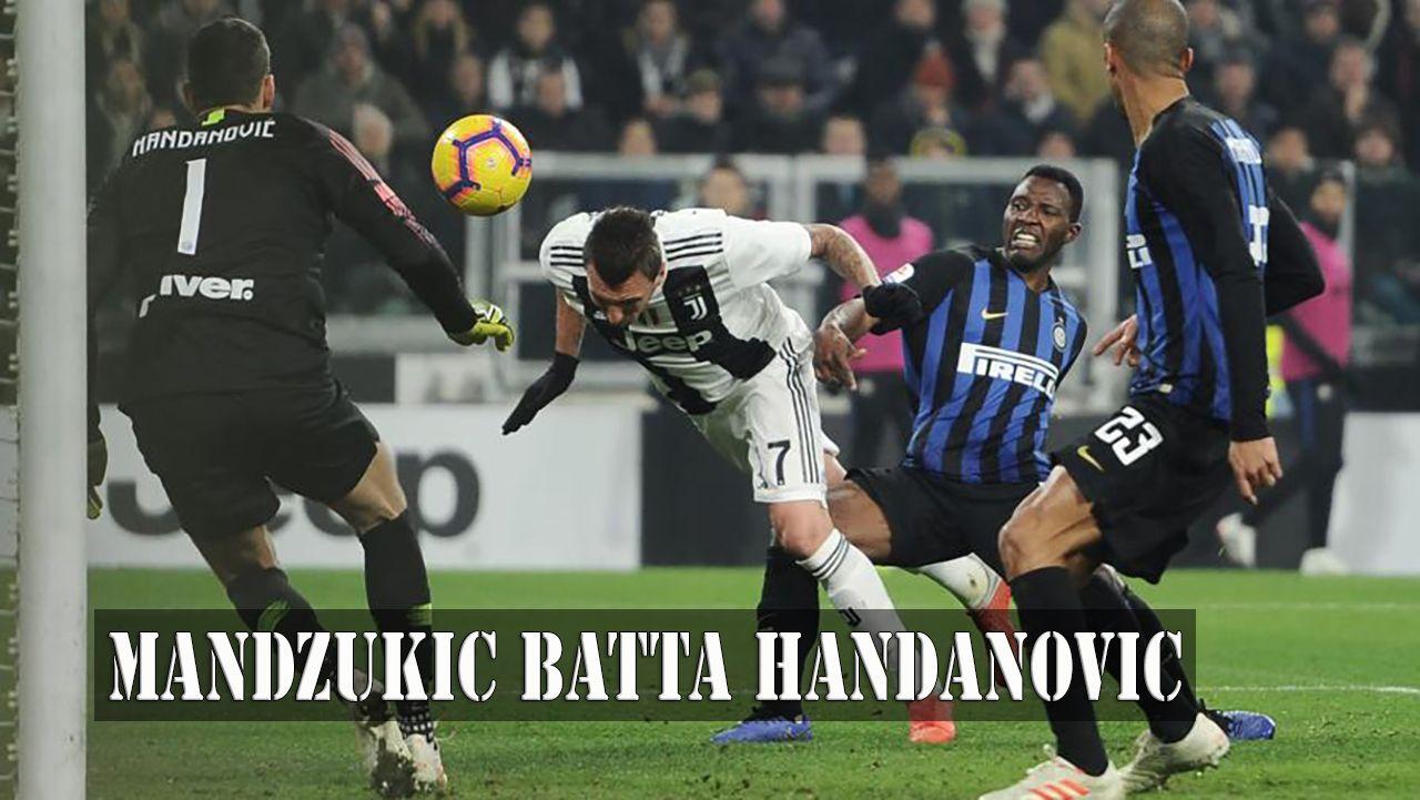Serie A Juventus Inter 1 0 Vittoria Da Primato In Classifica Juventus Squadra