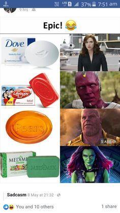 Best Avengers Memes