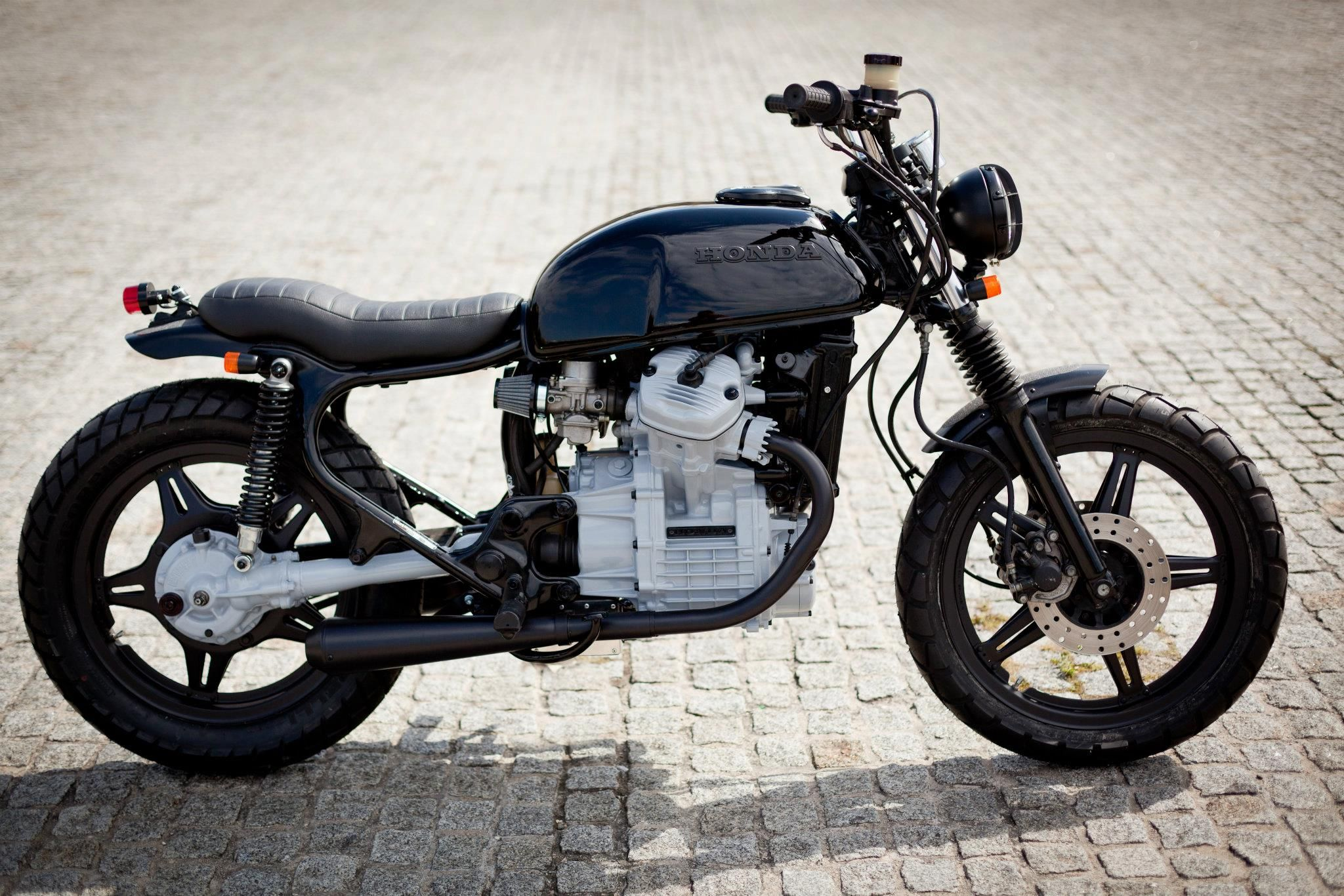 Honda CX500 by Garage Project MC