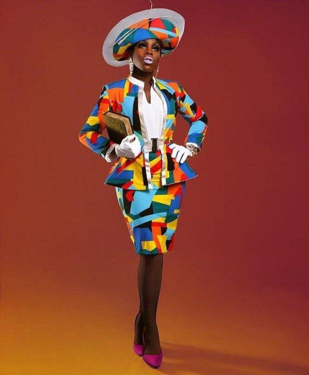 Stunning! Monet X Change's Hat's Incredible Look