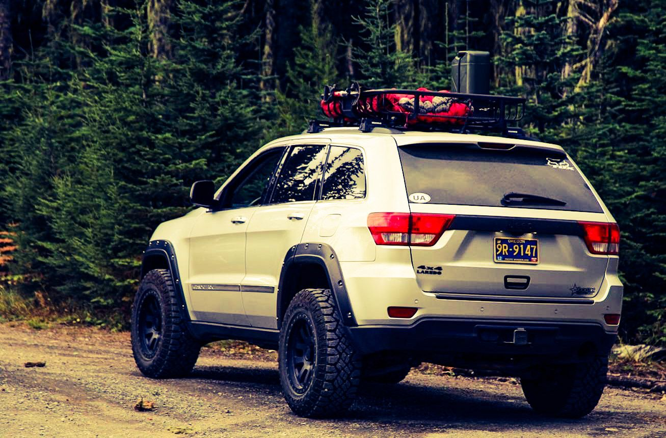 2014 Jeep Grand Cherokee Bull Bar >> Build 2017 Jeep Grand Cherokee | Motavera.com