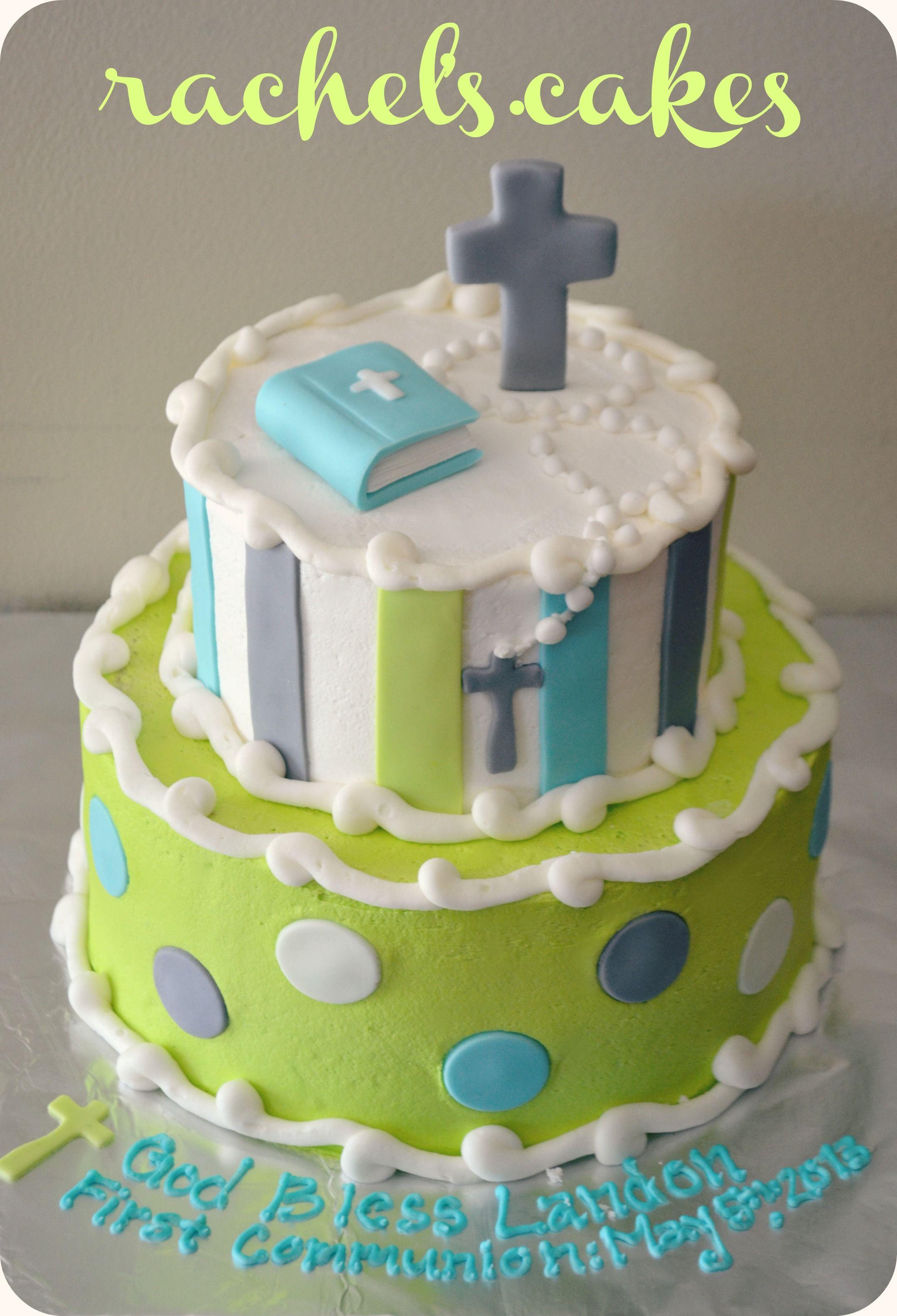 First Communion Cake Torta Para Sacerdote Torta Primera