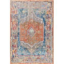 Photo of benuta carpet Tara Multicolor / Orange 200×290 cm – vintage carpet in the used look benuta