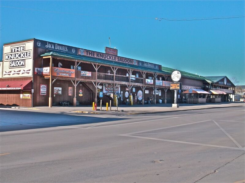 dakota Knuckle south saloon sturgis