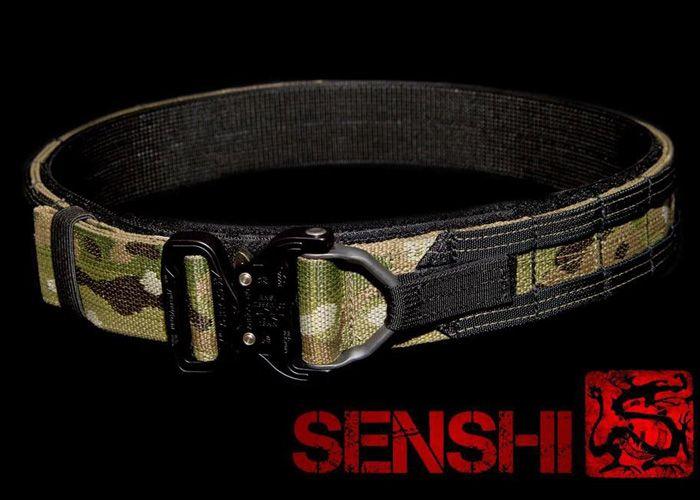Ronin Tactics Senshi (Warriors) Belt | paratroopers ...