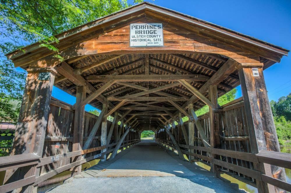 Pic of the dayperrines bridge new paltz ny by john