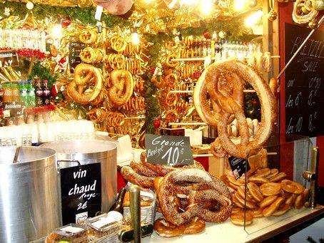 Marchés de Noël à Colmar -