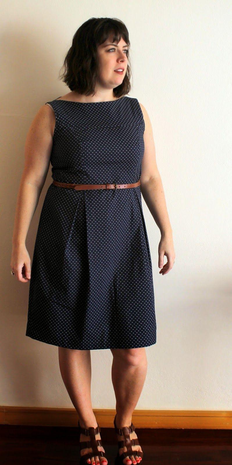 Cookin\' & Craftin\': Modified Itch to Stitch Marbella Dress | Stuff I ...