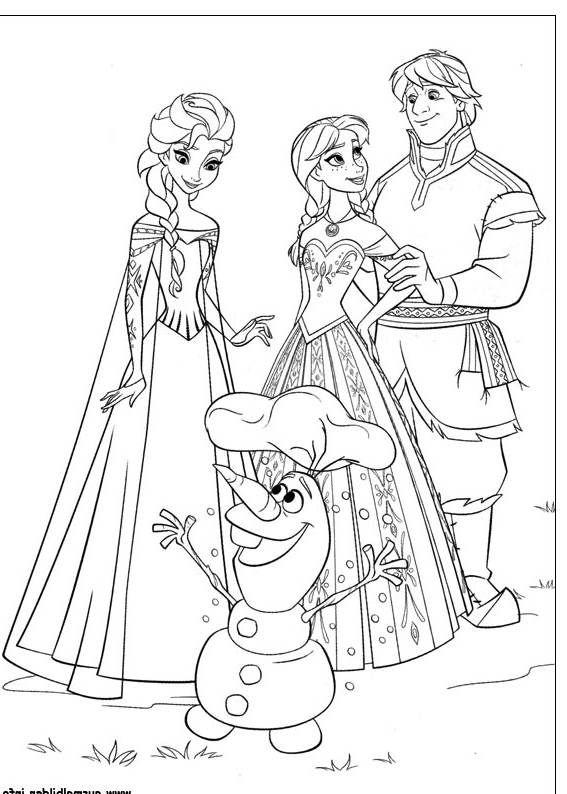 Ausmalbilder Eiskonigin Disney Frozen 01 Disney Malvorlagen Ausmalbilder Ausmalbilder Frozen