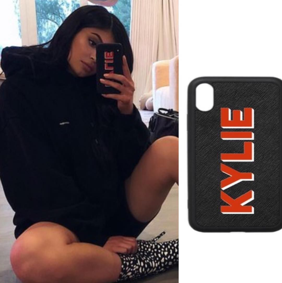 coque iphone x kylie jenner