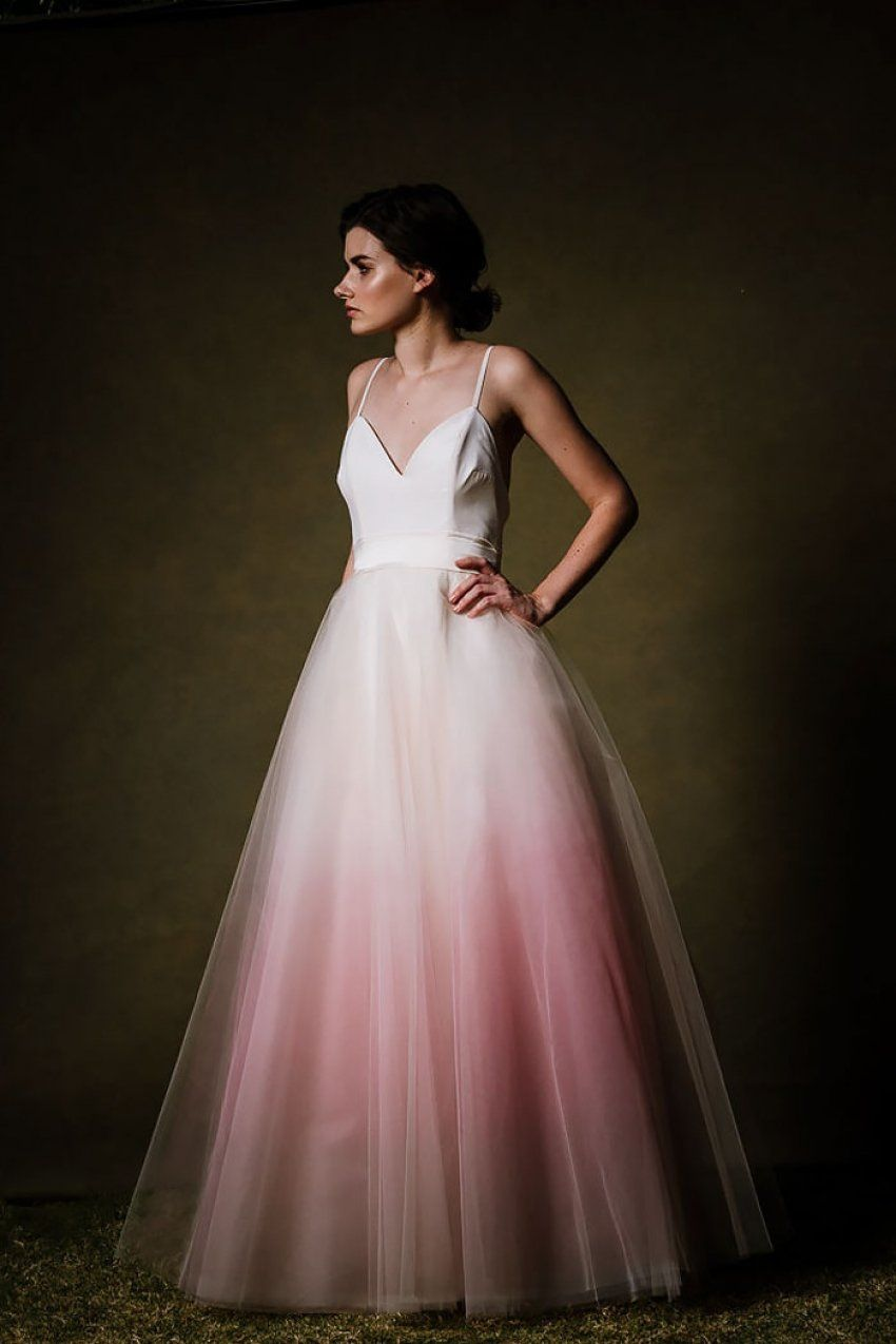 Photo of 20 Ideas to personalize your wedding dress with washed out colors and look unique at your wedding