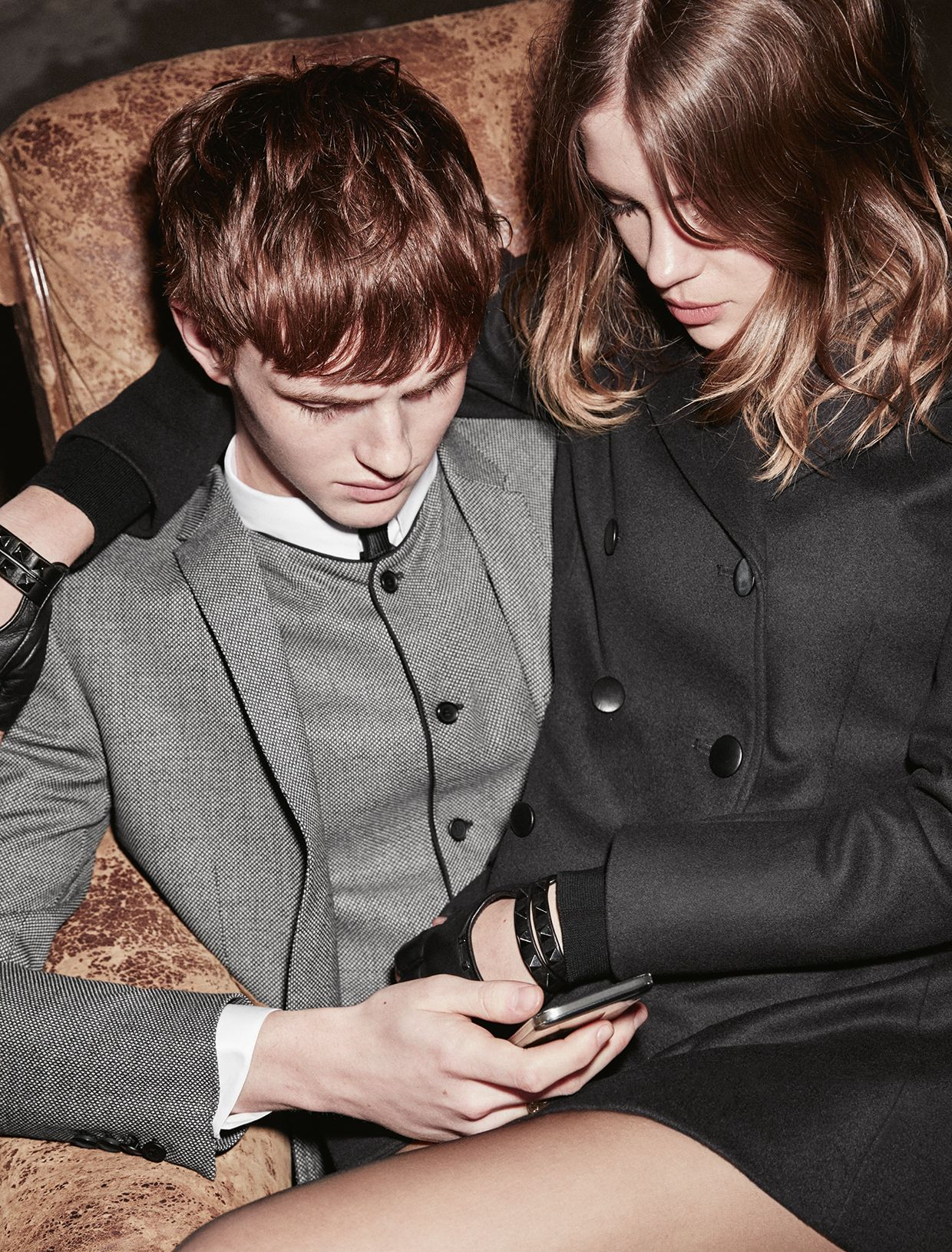 FINN & EMMA have been a couple for 6 months www.thekooples.com