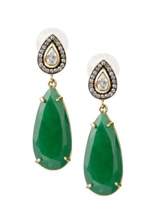 Liz Drop Earrings - $43