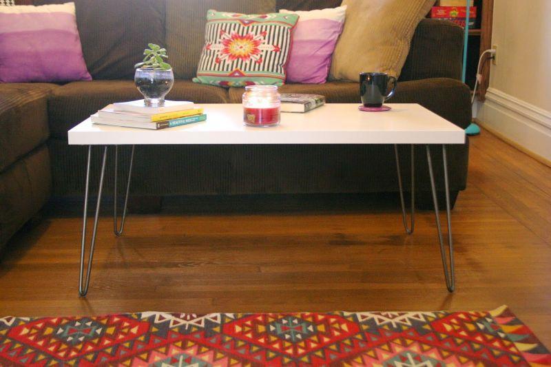 Fancy Möglichkeiten, Ihre Möbel Mit Haarnadel Beine Zu Aktualisieren   Wohnzimmer  Deko Ikea