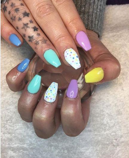 Easter Nails 2018 Trendseaster Nail Designs Valentines Kaneohe Art Design 2017 Patrick In