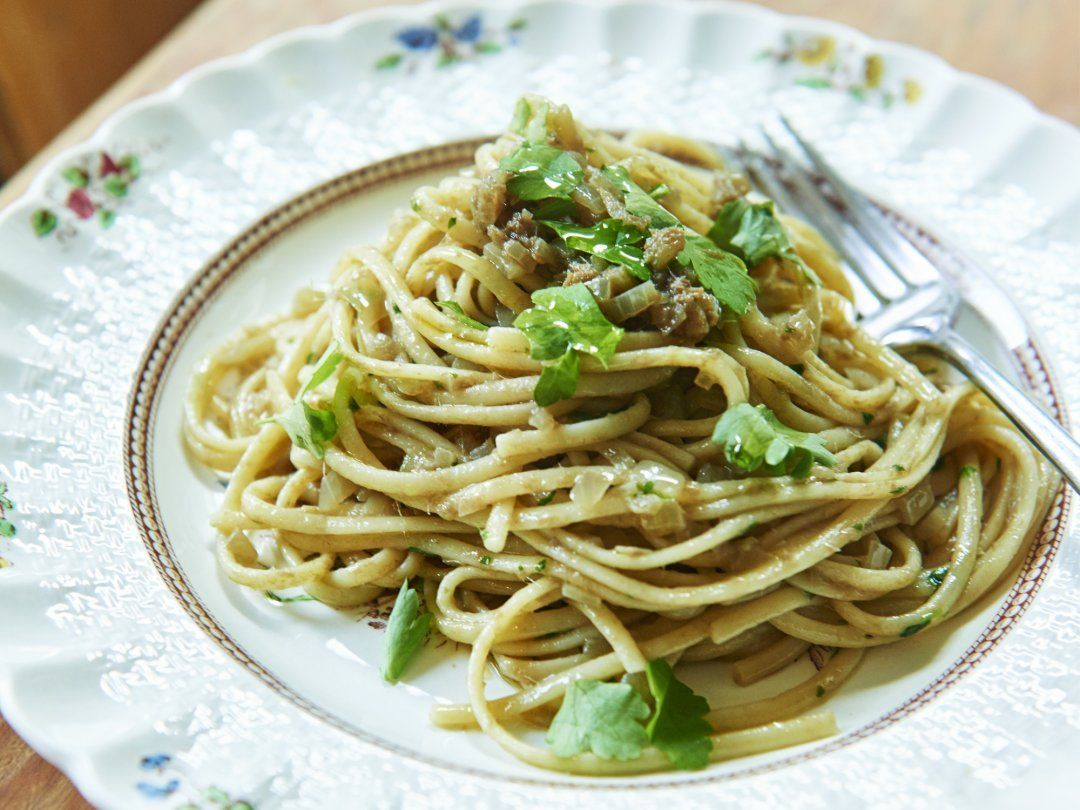 How to make a dinner out of nothing dinners salsa and pasta how to make a dinner out of nothing forumfinder Images
