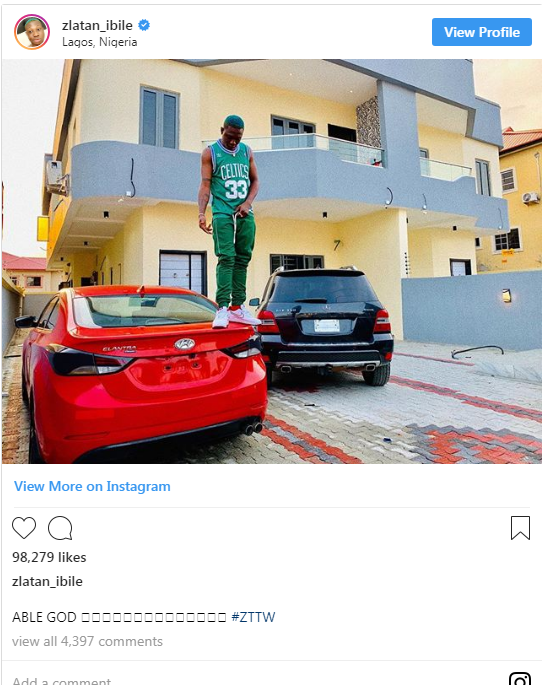 Zlatan Buys New Cars And A House On The Same Day Buying New Car New Cars Stuff To Buy