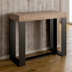 Photo of Design Konsolentisch ausziehbar bis 3mt in Italien hergestellt, Balme Viadurini Collezione living
