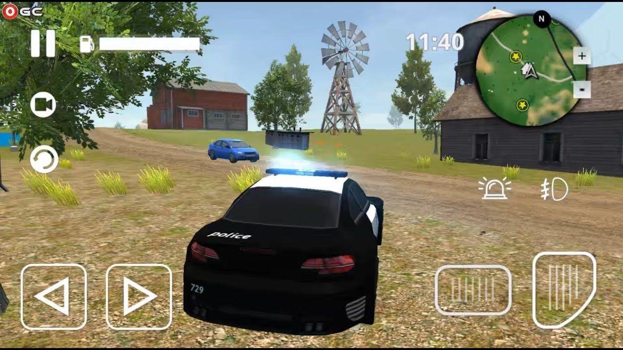 Police Car Driving Training - Car Simulation Games - Videos