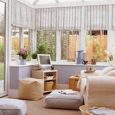 Small conservatory decorating ideas consevatory design - Small conservatory ideas interiors ...