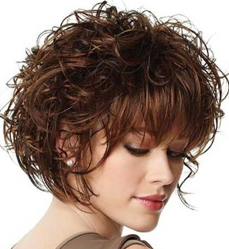Women S 2016 Short Curly Hairstyles Short Wavy Hair Curly Bob Hairstyles Short Curly Bob Hairstyles