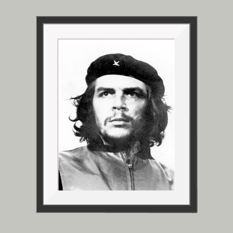 Che Guevara poster, leuke poster om bijvoorbeeld op te hangen in de ...