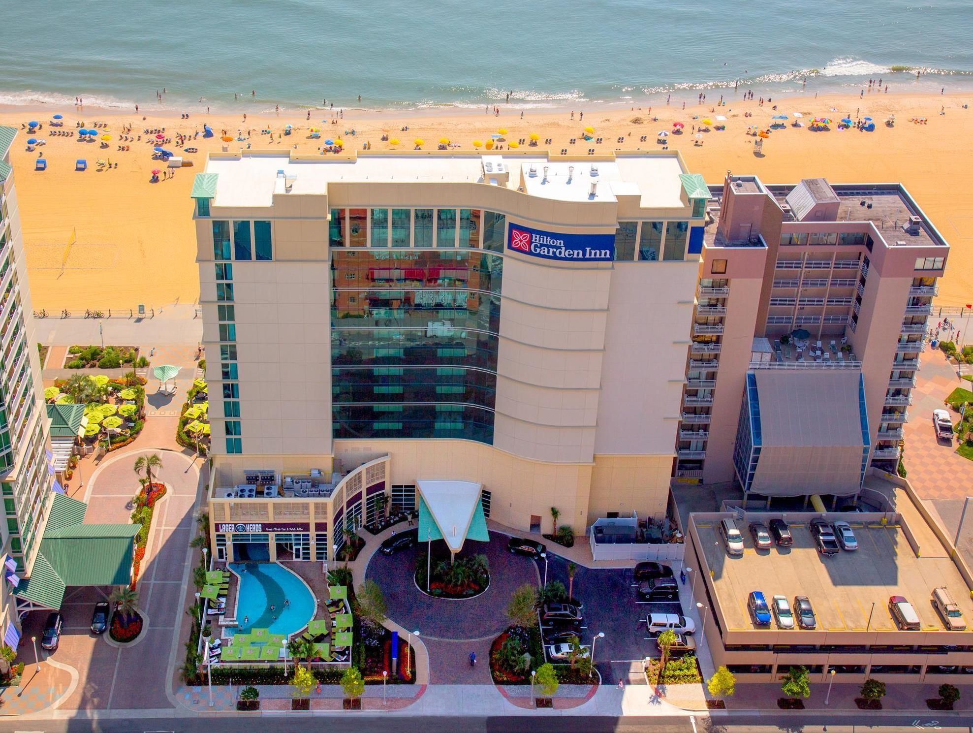 Virginia Beach Va Hilton Garden Inn Virginia Beach Oceanfront United States Nor Virginia Beach Oceanfront Virginia Beach Oceanfront Hotels Virginia Beach Va