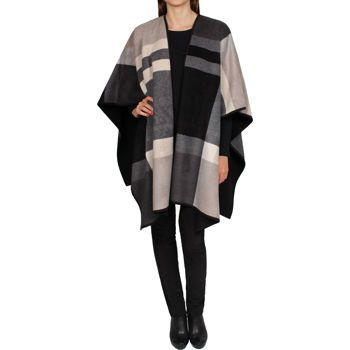Costco: Ike Behar Ladies' Reversible Shawl - Black | Britt ...