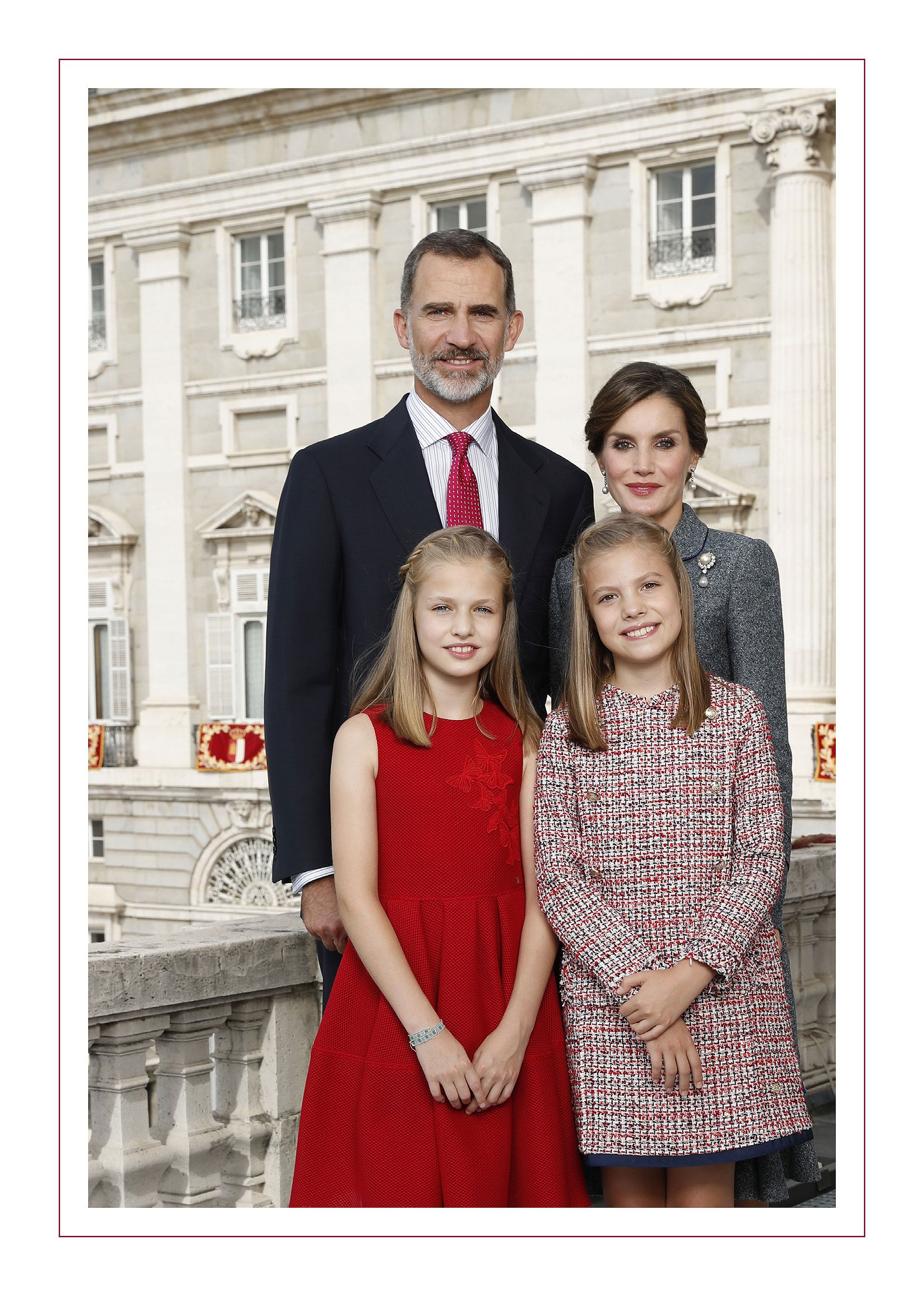 See The Christmas Cards The Royal Families Have Sent This Year