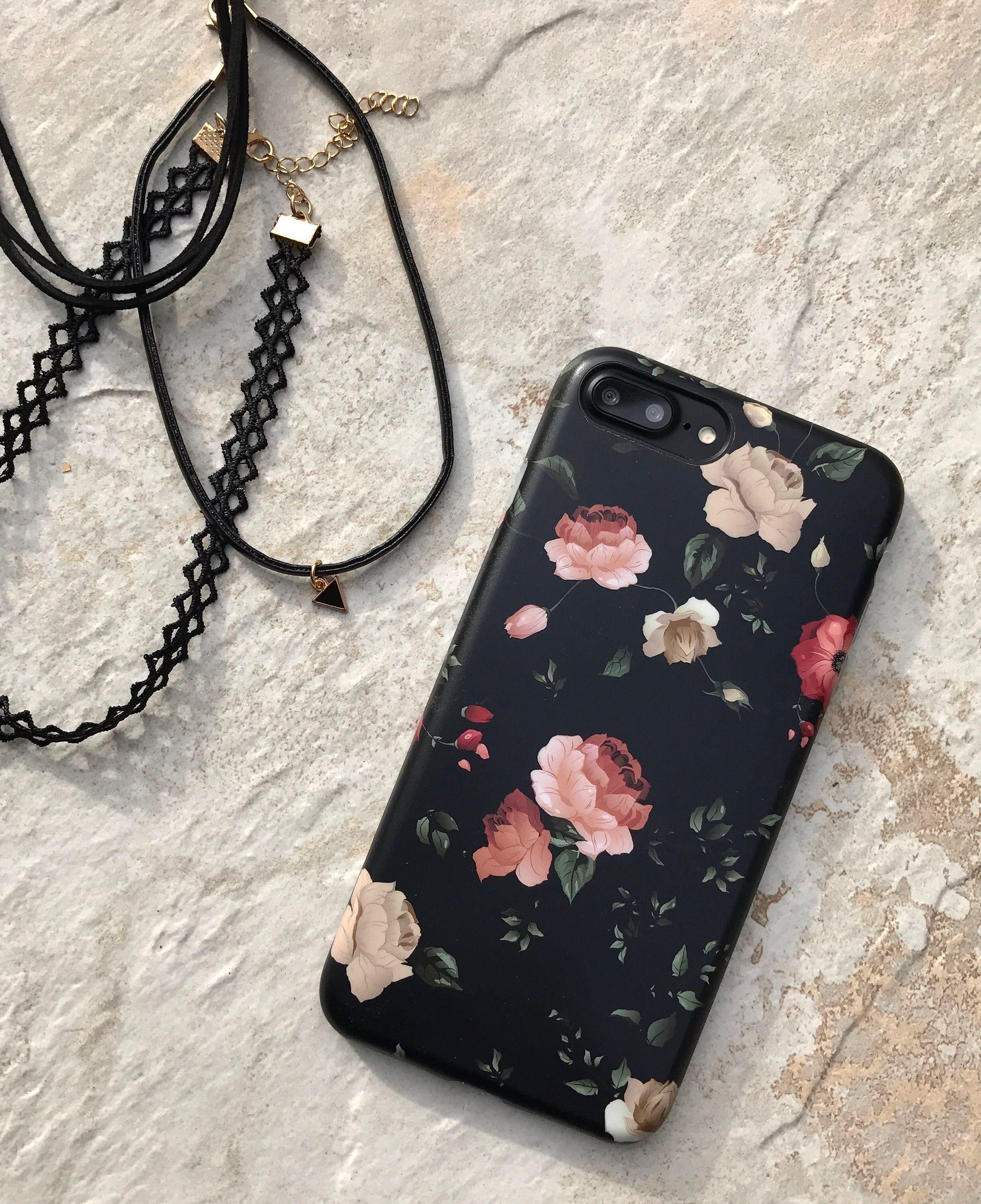 funda iphone 7 plus jet black